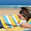 Stock Photo: Summer relax