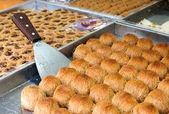 Oosterse snoepjes — Foto de Stock