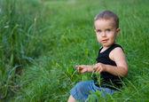 Jeune explorateur — Photo