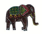 Indonesian elephant — Stock Photo