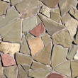 Stock Photo: Stone of irregular shape