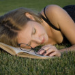 Stock Photo: Sleeping