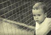 Urban boy — Stock Photo