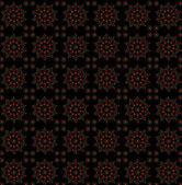Flower pattern seamless texture — Stock Vector