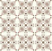 花卉图案无缝纹理 — 图库矢量图片