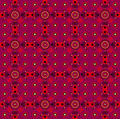 Wzór z kwiat tekstura — Wektor stockowy