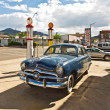 Historic patrol station at Route 66 — Stock Photo #5519654