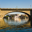 Stock Photo: London Bridge in Lake Havasu