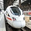 High speed train in station - Stock fotografie