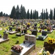 Cemetry island of San Michele - Stock fotografie