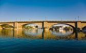 London Bridge in Lake Havasu — Stock Photo