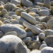 Stones at the beach in harmony — Foto Stock