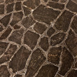 Harmonic pattern of slate tiles — Stock Photo #5532827