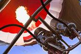 A hot Air Balloon burner — Stock Photo