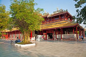 Main residence building at Bang Pa-In Palace — Stock Photo