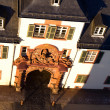 Courtyard of the castle in Bad Homburg, original location for th — Lizenzfreies Foto