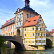 In the old town of Bamberg — Stock Photo #5615722