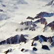 Aerial view of the antarctica — Stockfoto