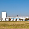 Stock Photo: Buildings of an Industry Park in beautiful landscape