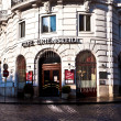 Old coffeehaus in Vienna - Stock Photo