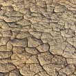 Loam in a saline basin - Stock Photo