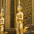 Statue in grand palace — Stock Photo #5619945