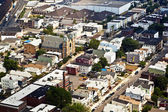 Newark ana caddeye göster — Stok fotoğraf