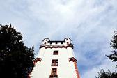 Castello a eltville, germania — Foto Stock