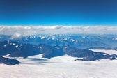 Aerial of Himalaya — Stock Photo