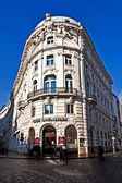 Old coffeehaus in Vienna — Stock Photo