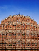 Palace of the Winds, Jaipur, — 图库照片