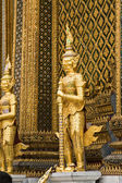 Statue in the grand palace — Stock Photo