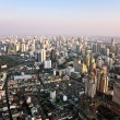 View across Bangkok skyline showing office blocks and condominiu — Stock Photo #5638635