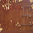 Rusty grunge metal background - Stock Photo
