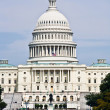 Capital Building, Washington — Stock Photo