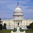 The Capitol in Washington — Stock Photo #5661244