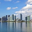 Skyline of Miami — Stock Photo #5662275