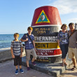 Southernmost Point marker, Key West, USA — Stock Photo #5667854