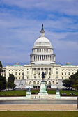The Capitol in Washington — Foto Stock