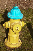 Water hydrant — Stock Photo