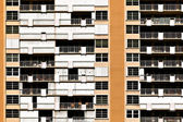 Appartments pattern — Stock Photo