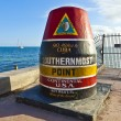 Southernmost Point marker, Key West, USA — Stock Photo #5671457