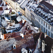 View over Vienna in snow — Stock Photo #5674079