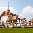 Phra Tinang Aporn Phimok Prasat Pavillion in the Grand Palace — Stockfoto