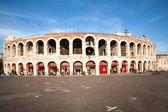 Beroemde arena di verona, de oude romeinse amphi theater — Stockfoto