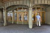 центральный вокзал в нью-йорке — Стоковое фото