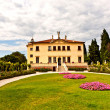 Villa in Vicenza - Stock Photo