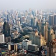 Aerial view of Bangkok — Photo