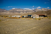 Old Ghost town and former Gold Town of Ballarat, near the Panamid mountains — Foto Stock