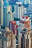 Vista aérea de bangkok — Foto de Stock